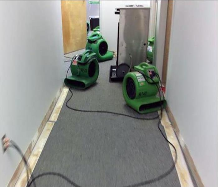 Commercial Water Damage In Ormond By The Sea After
