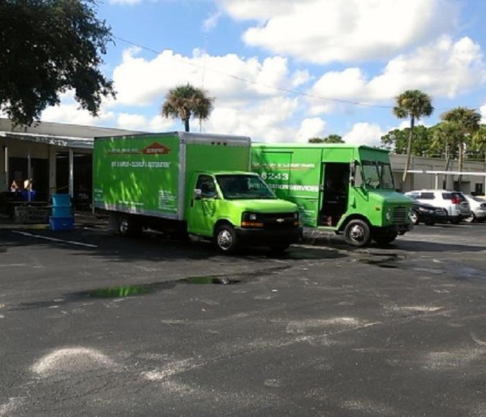 SERVPRO Fleet- Daytona Beach Fl