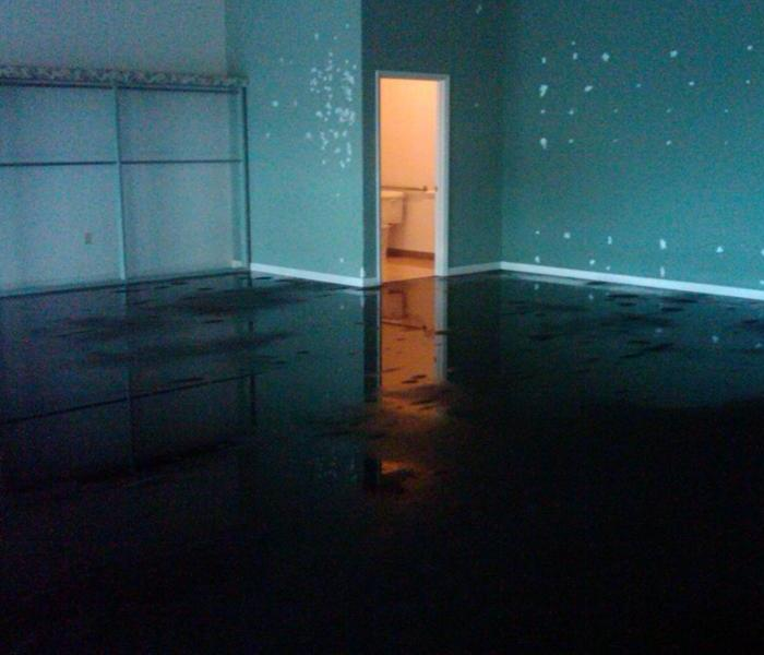 Commercial Water Damage - Ormond Beach, FL