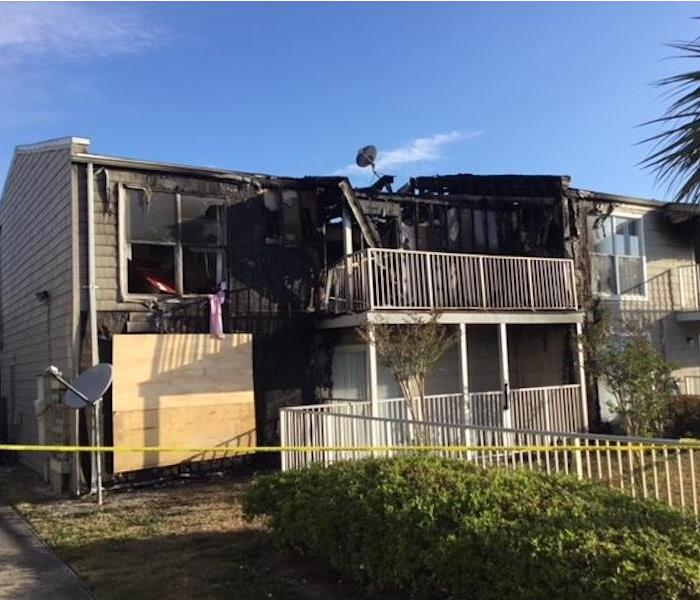 Fire Damage The Impact of Controlled Cleaning During Fire Damage Restoration in Holly Hill