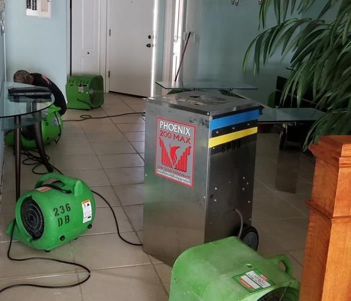 Why SERVPRO Why Water Damage in Your Daytona Beach Home Demands a Quick Response