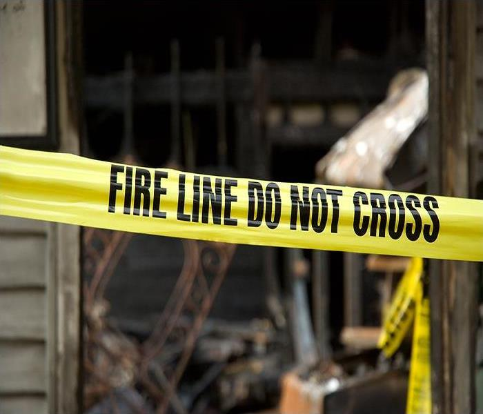 Fire Damage Working With Your Insurance Company To Get Fire Damages Restored To Your Daytona Beach Home