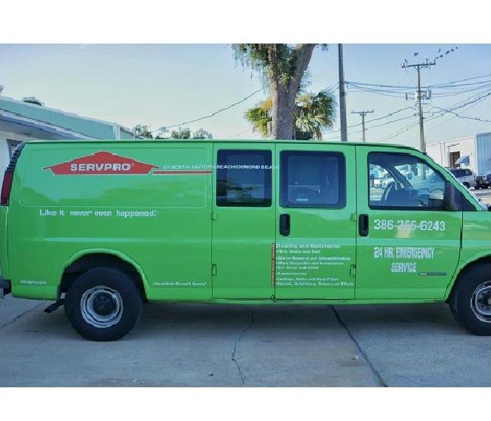 Water Damage Did the Bathtub in Your Ormond Beach Home Overflow? SERVPRO Franchise Professionals Have the Know How to Clean Up the Water.