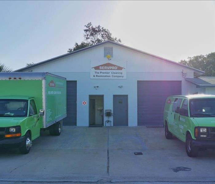 General For Immediate Service in Volusia County, Call SERVPRO Daytona Beach