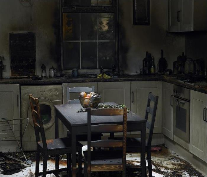 Fire Damage SERVPRO Doesn't Use Ordinary Tools To Clean Up Fire Damage In Ormond Beach